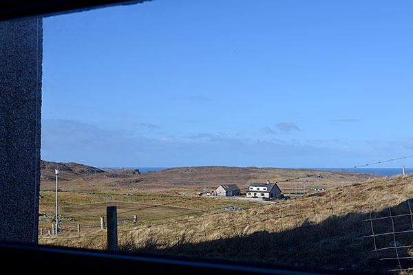 Tobar na Mathár self-catering holiday accommodation, Carloway, Isle of Lewis, Outer Hebrides (Western Isles)